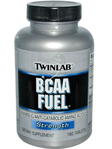 Twinlab, BCAA Fuel, Strength